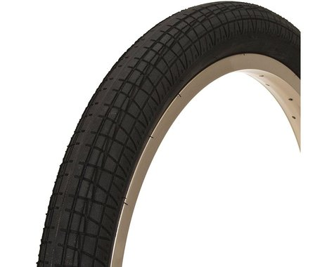 Mission Fleet Tire (Black)