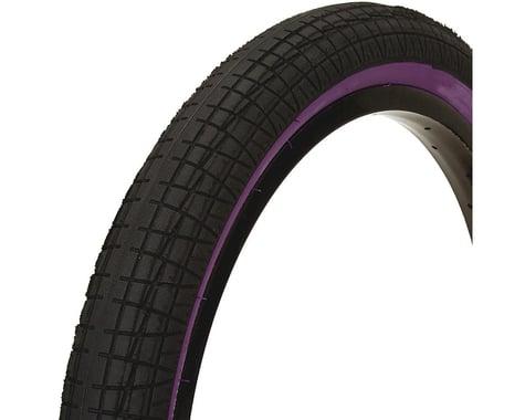 Mission Fleet Tire (Black/Purple)