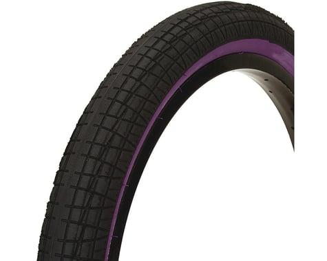 """Mission Fleet Tire (Black/Purple) (20"""") (2.4"""")"""