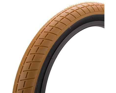 "Mission Tracker Tire (Gum/Black) (20"") (2.4"")"