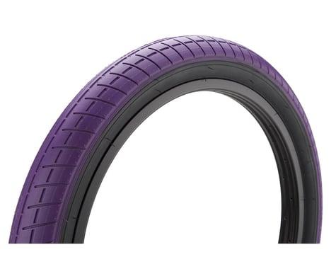 "Mission Tracker Tire (Purple/Black) (20"") (2.4"")"