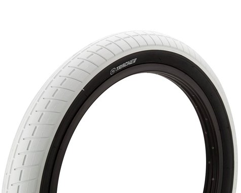 Mission Tracker Tire (White/Black) (20 x 2.40)