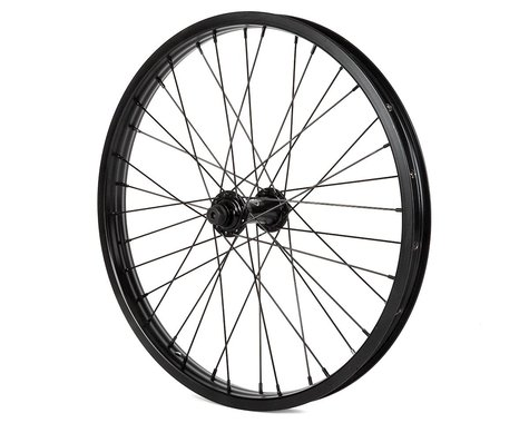 "Mission Radar Front Wheel (Black) (20 x 1.75"")"