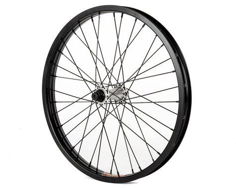 "Mission Radar Front Wheel (Silver/Black) (20 x 1.75"")"