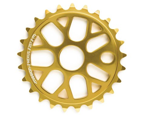 Mission Nexus Sprocket (Gold) (25T)