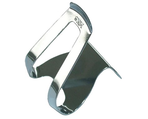 Mks Half Clip Mini Toe Clips (Chrome)