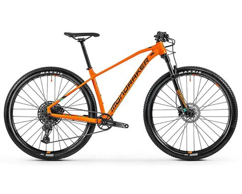 Mondraker CHRONO Bike (Fox Orange/Black/Light Green)