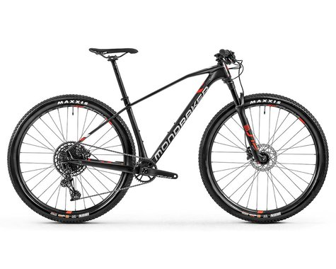Mondraker CHRONO CARBON R XC Bike (Carbon/White/Flame Red)