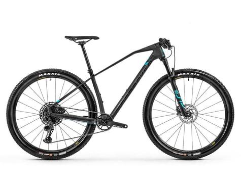 Mondraker PODIUM CARBON Bike (Black Phantom/Light Blue) (S)