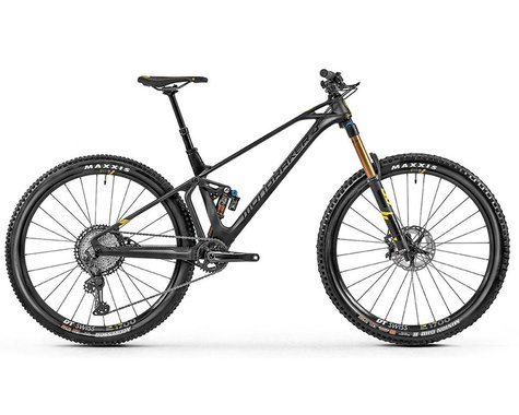 Mondraker FOXY CARBON RR 29 Enduro Bike (Black Phantom/Yellow) (M)