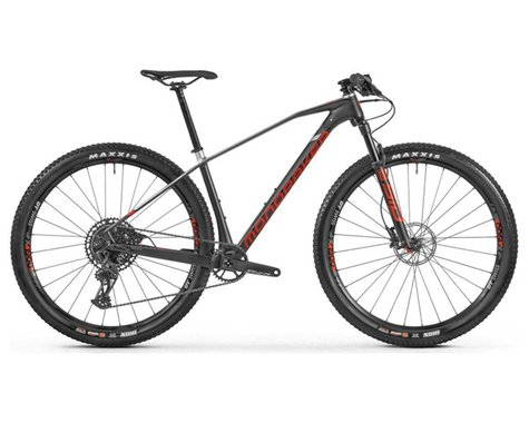 Mondraker 2021 Chrono Carbon R Hardtail Mountain Bike (Carbon/Silver/Red) (XL)