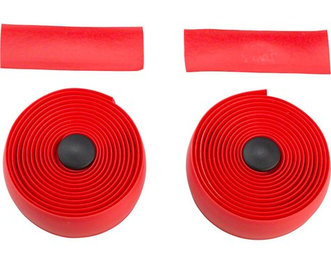MSW Silicone Handlebar Tape - HBT-200, Red