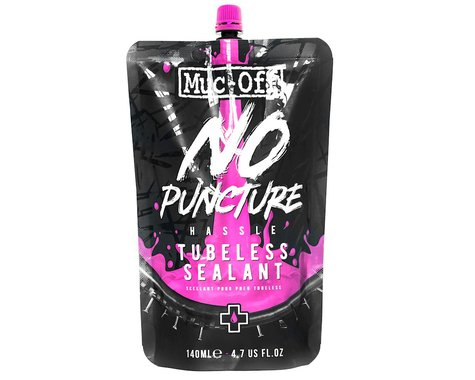 Muc-Off No Puncture Tubeless Tire Sealant (140ml)