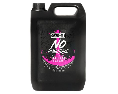 Muc-Off No Puncture Tubeless Tire Sealant (5 Liter)