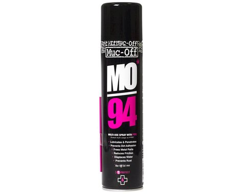 Muc-Off MO94 All-purpose Lube: PTFE: 400ml Aerosol