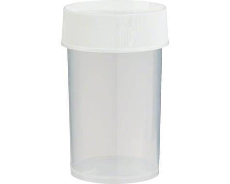 Nalgene Straight Side Jar (Clear) (8oz)