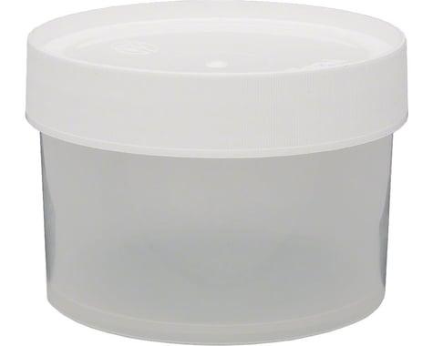 Nalgene Straight Side Wide Mouth Jar (Clear) (16oz)