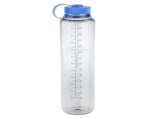 Nalgene Wide Mouth Water Bottle (Clear Gray) (48oz)