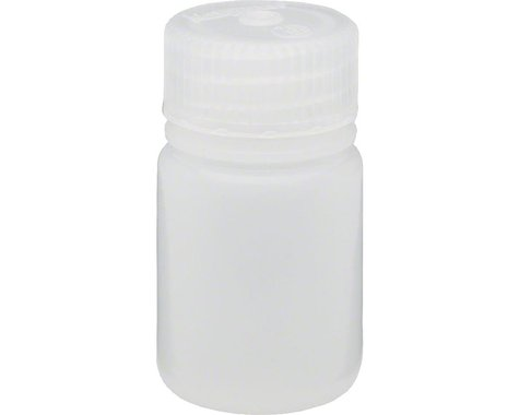 Nalgene HDPE Wide Mouth Container (Clear) (1oz)