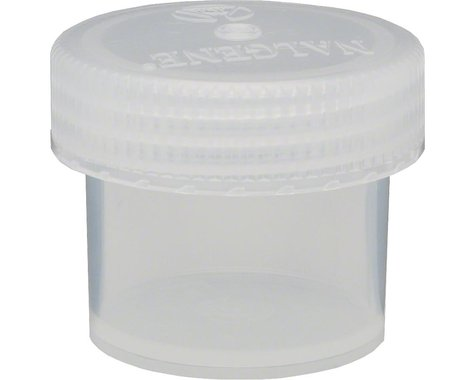 Nalgene Straight Side Wide Mouth Jar (Clear) (2oz)