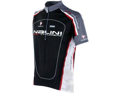 Nalini Argentite Short Sleeve Jersey (Black)