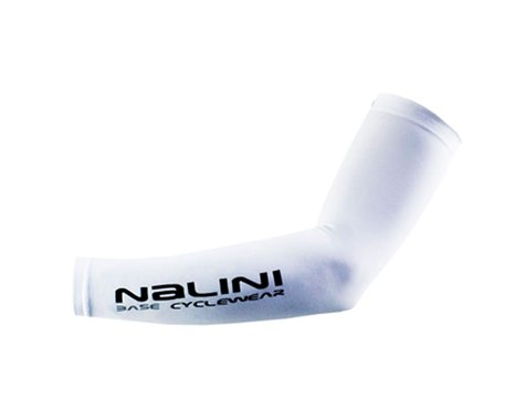Nalini Ventimiglia Arm Warmers (White)