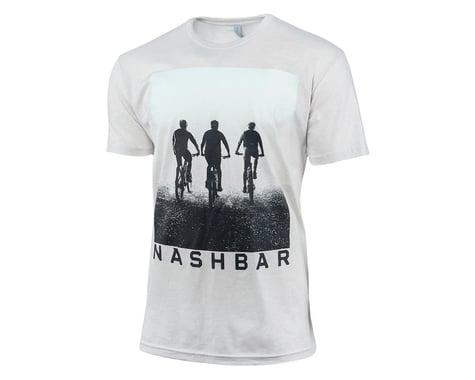 Nashbar Short Sleeve T-Shirt (Cream) (Men's) (S)