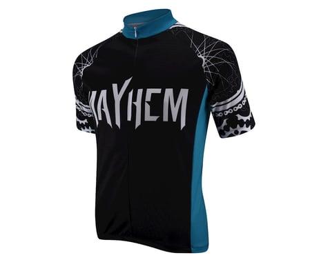 Nashbar Mayhem Chain Rings Jersey (Blue/Black)