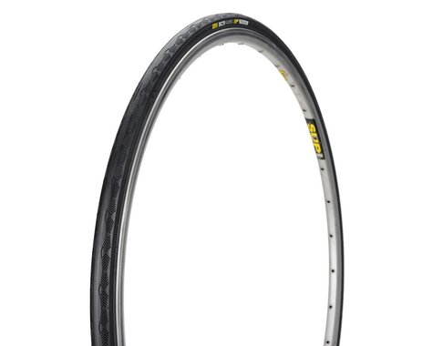 Nashbar SCR with Silverback Protection Wire Bead Road Tire (Black)