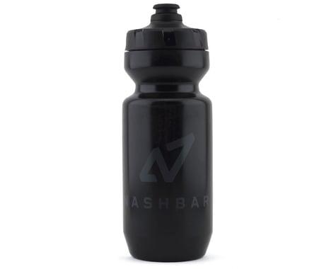 Nashbar Water Bottle with MoFlo Lid (22oz) (Stealth)