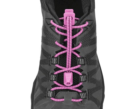 Nathan Run Laces: One Size Fits All, Pink
