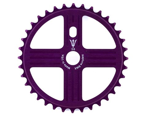Neptune Helm Sprocket (Purple) (36T)