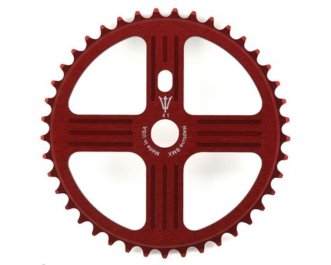 Neptune Helm Sprocket (Red) (41T)