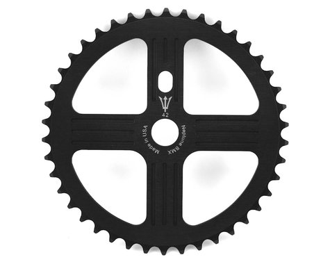 Neptune Helm Sprocket (Black) (42T)