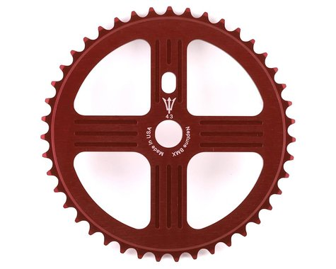 Neptune Helm Sprocket (Red) (43T)