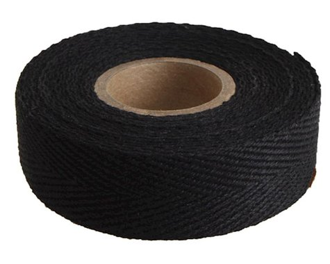 Newbaum's Cotton Cloth Handlebar Tape (Black) (1)