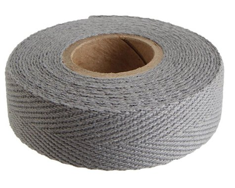 Newbaum's Cotton Cloth Handlebar Tape (Grey) (1)