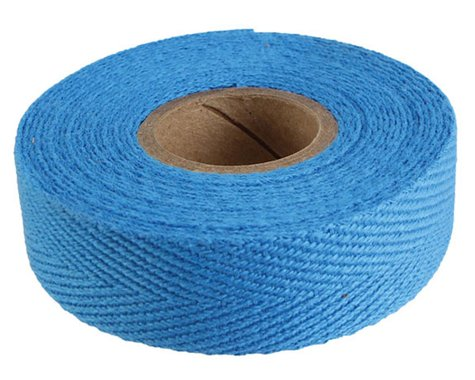 Newbaum's Cotton Cloth Handlebar Tape (Blue) (1)