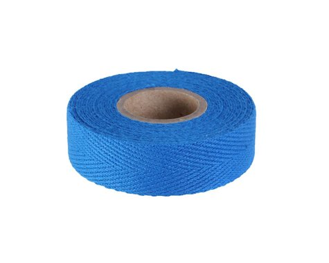 Newbaum's Cotton Cloth Handlebar Tape (Bright Blue) (1)