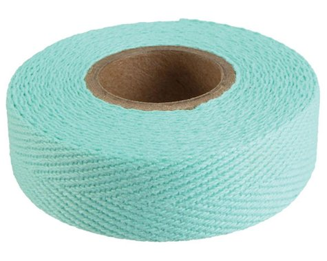 Newbaum's Cotton Cloth Handlebar Tape (Celeste) (1)