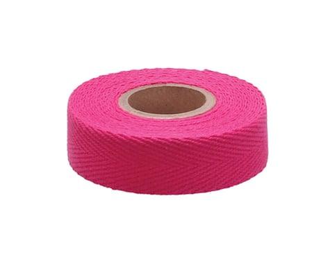 Newbaum's Cotton Cloth Handlebar Tape (Hot Pink) (1)