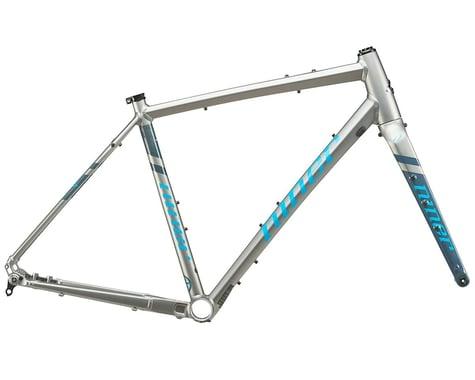 Niner Bikes 2021 RLT 9 Frameset (Forge Grey/Skye Blue) (47cm)