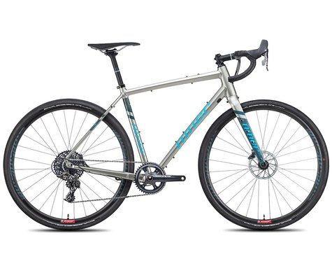 Niner Bikes 2021 RLT 9 2-Star Gravel Bike (Forge Grey/Skye Blue) (59cm)