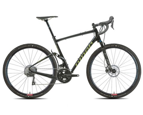 Niner Bikes 2020 MCR RDO 2-Star (Black/Magnetic Grey) (59cm)