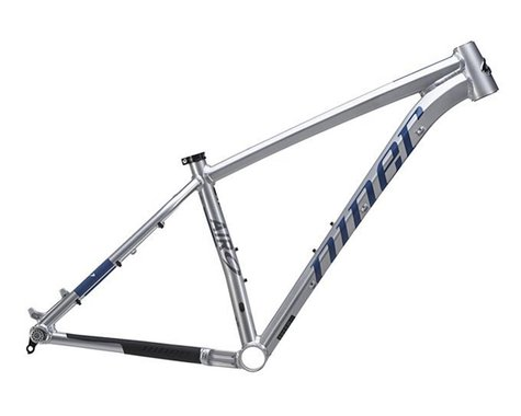 Niner 2021 Air 9 Frame (Metallic Silver/Baja Blue) (L)