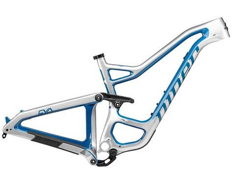 Niner Bikes 2021 RIP 9 RDO Fox Factory Frameset (Silver/Baha Blue) (S)