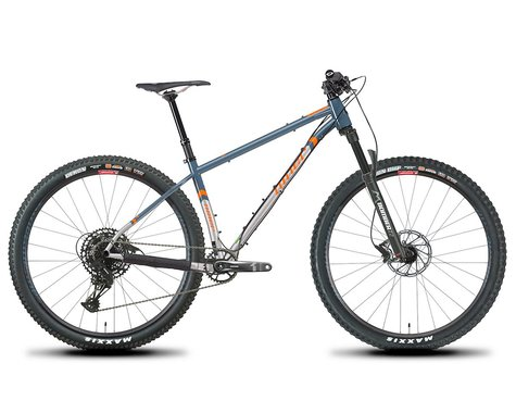 Niner Bikes 2020 SIR 9 2-STAR Hardtail Mountain Bike (Slate Blue/Orange) (S)