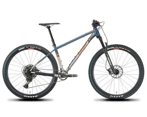 Niner Bikes 2020 SIR 9 2-STAR Hardtail Mountain Bike (Slate Blue/Orange) (XL)