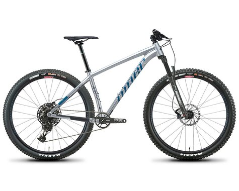 Niner Bikes 2020 AIR 9 2-Star RS Hardtail Mountain Bike (Silver/Baja Blue)
