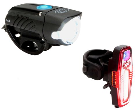 NiteRider Swift 500 LED Cordless Light System + Combo